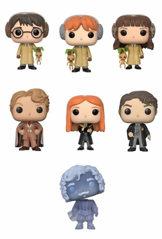 Harry Potter Funko PoP Set 5