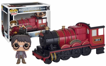 Harry Potter & The Hogwarts Express