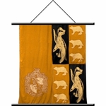Harry Potter Hufflepuff Wall Scroll