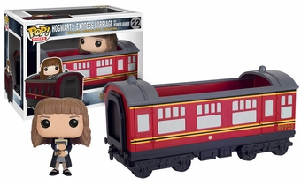 Hermione Granger & The Hogwarts Express