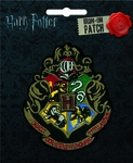 Hogwarts Crest Patch