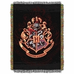 Hogwarts Tapestry Throw Blanket
