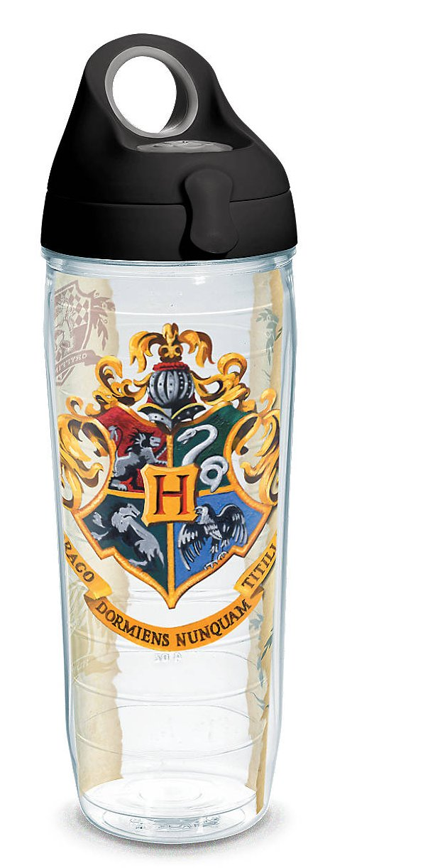 Hogwarts House Crest Water Bottle
