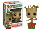 Funko POP! Marvel: Holiday Dancing Groot Bobble Head
