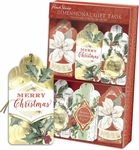 Holiday Floral Gift Tags