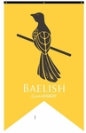House Baelish Banner - Game of Thrones