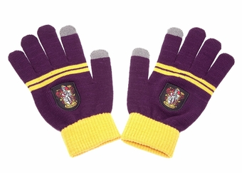 Harry Potter Purple Gryffindor E-Touch Gloves