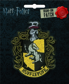Huflepuff Crest Patch