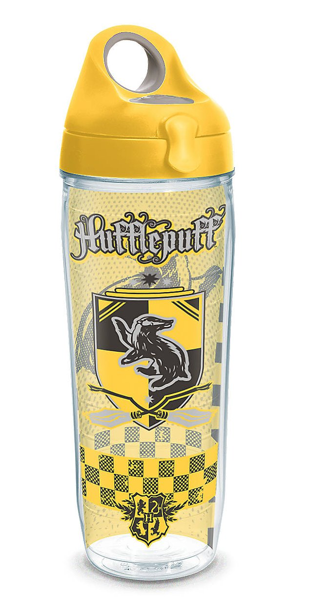Hufflepuff Quidditch Water Bottle Harry Potter Gifts