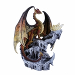 Hyperion Dragon Statue