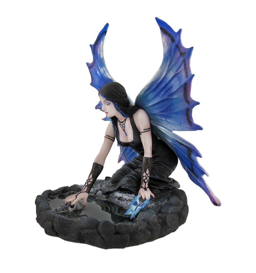 Jan Hagara Figurines For Sale: Immortal Flight Fairy Figurine: Anne Stokes: Fairy