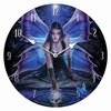 Immortal Flight Wall Clock