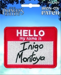 Princess Bride: Inigo Montoya Patch