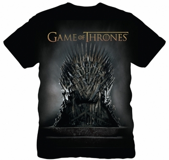 Iron Throne T-Shirt: Game of Thrones