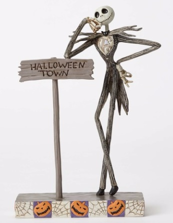 jack skellington halloweentown sign