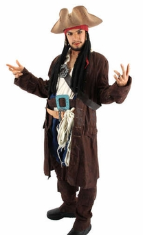 Jack Sparrow Pirate Hat
