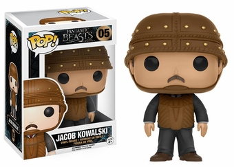 Fantastic Beasts POP: Jacob Kowalski