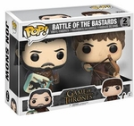 POP Game of Thrones Jon & Ramsay 2-Pack