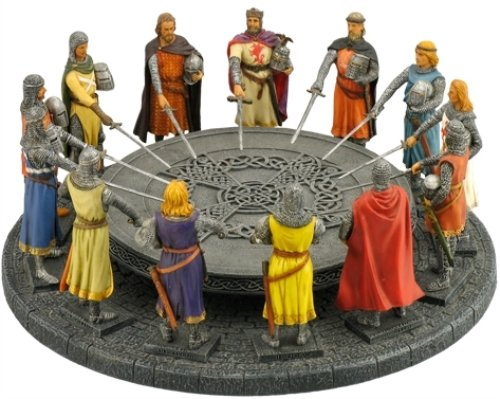 King arthur the knights of the round table knight gifts for 12 knights of the round table and their characteristics