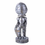 Knight with Sword & Shield Bobble Head