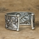 Lady Parade Pewter Bracelet