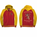 Lannister Hoodie: Game of Thrones