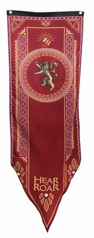 Lannister Tournament Banner Flag - Game of Thrones