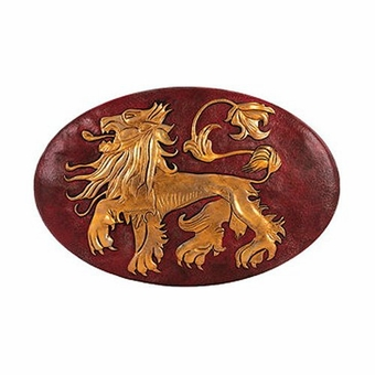 Game of Thrones Lannister Wall Plaque - Comic Con Exclusive