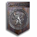 Lannister 3-D Wall Plaque - Game of Thrones