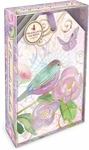 Lavender Bird Scented Sachets