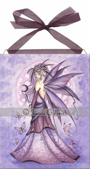 Lavender Moon Tile <BR>by Jessica Galbreth