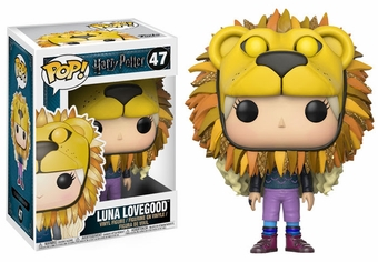 Harry Potter POP: Lion Luna Lovegood