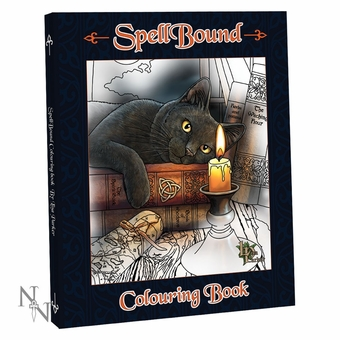 SpellBound Coloring Book by Lisa Parker