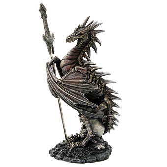 Litche Blade Dragon Letter Opener