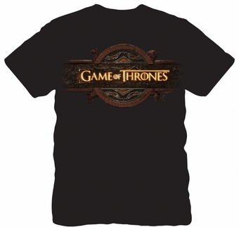 Game of Thrones Logo T-Shirt Small