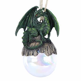 Lord of the Forest Dragon Ornament