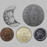 Lord of the Rings Coins: Set 2