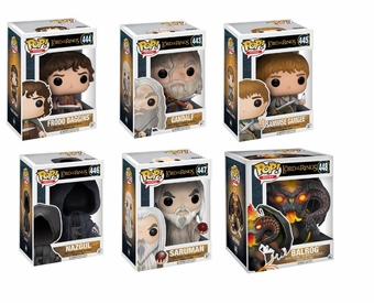 Lord of the Rings POP Set