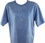Love Knot Embossed T-Shirt