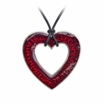 Love Over Death Pendant
