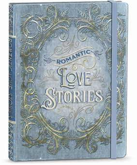 Love Stories Book-Style Journal