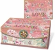 Lovely Letters Small Nesting Trinket Boxes