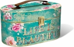 Lovely Letters Vanity Case