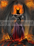 """Lucifer Poster by LA Williams (24"""" x 36"""")"""