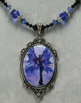 Luna Sprite Necklace