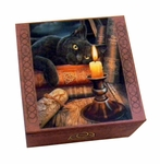 Magical Cat Mirror Box