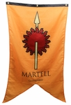 House Martell Banner - Game of Thrones