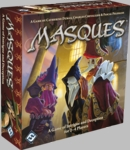 Masques Card Game