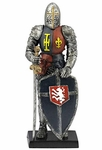 Medieval Armor with Sword & Shield