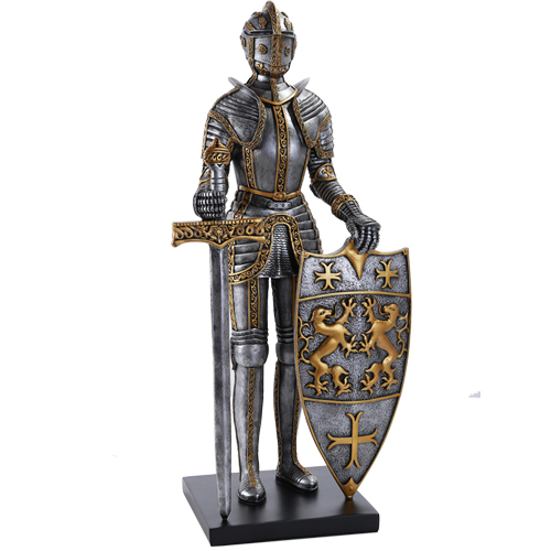 medieval suit of armor knight castle gifts collectibles